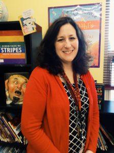 Holly Loew, Second Grade Teacher